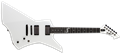 ESP Custom Shop Snakebyte James Hetfield   Snow White 2013 6-String Electric Guitar