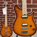 EVH Wolfgang USA HT, Birdseye Maple Fingerboard,5A Flame top,Tobacco Burst   6-String Electric Guitar