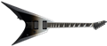 ESP E-II Arrow Black Silver Fade NT  6-String Electric Guitar 2019