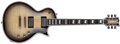 ESP E-II Eclipse Black Natural Fade  6-String Electric Guitar 2019
