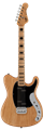 G&L CLF Research USA Espada  Natural 6-String Electric Guitar