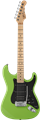 G&L USA Fullerton Deluxe Legacy HB Sublime Green 6-String Electric Guitar