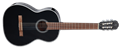 Takamine GC-2 Black  6-String Classical Guitar