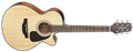 Takamine  GF30CE Natural    6-String Acoustic Electric Guitar