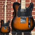 GJ2   Hellhound Brown Sunburst Sugar Pine   6-String Electric Guitar