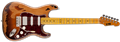 LTD SIGNATURE SERIES GL-256 George Lynch Distressed 2-Tone Burst 6-String Electric Guitar