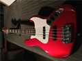 G&L USA  JB  Candy Red  4-String Electric Bass Guitar 2020