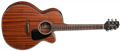 Takamine GN11M-CE NS Mahogany 6-String Acoustic Electric Guitar
