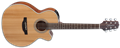 Takamine GN20CE Natural Satin 6-String Acoustic Electric Guitar