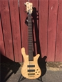 WARWICK German Pro Series LTD 2018 5-String Streamer 5-String Electric Bass Guitar