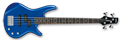 Ibanez GSRM20 Starlight Blue  28.6 Inch Short Scale 4-String Electric Bass Guitar