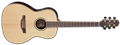 Takamine GY93E Natural New Yorker Parlor  6-String Acoustic Electric   Guitar