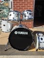 Yamaha Gigmaker GM-OF56  20 inch  Silver Glitter 5-Piece Drum Set