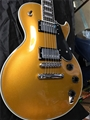 Schecter DIAMOND SERIES PROTOTYPE Solo-II Custom   Gold Top   6-String Electric Guitar