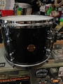 "Gretsch New Classic 9x12"""" Black Sparkle Lacquer Tom"