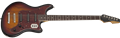 Schecter DIAMOND SERIES Hellcat-VI 3-Tone Sunburst  Pearl 6-String Electric Guitar