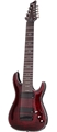 Schecter   DIAMOND SERIES Hellraiser C-9  Black Cherry   9-String Electric Guitar