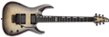 ESP E-II Horizon FR Black Natural Burst  6-String Electric Guitar 2019