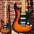 Schecter DIAMOND SERIES PROTOTYPE Traditional  HSS Sunburst 6-String Electric Guitar