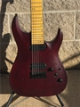 Schecter DIAMOND SERIES PROTOTYPE Hades-7 Vampire Red Pearl  7-String Electric Guitar