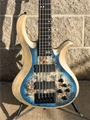 Schecter DIAMOND SERIES PROTOTYPE Riot-5 Sky Blue Burst 5-String Electric Bass Guitar 2019