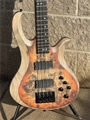 Schecter DIAMOND SERIES PROTOTYPE Riot-4 Inferno Burst 4-String Electric Bass Guitar 2019