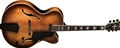 Washburn J600K  Vintage Matte 6-String Acoustic/Electric Jazz Box Guitar