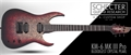 Schecter USA CUSTOM SHOP Keith Merrow KM-6 MK-III Pro   Signature Bloodlust Crystal Burl  6-String Electric Guitar 2019