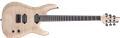Schecter DIAMOND SERIES Keith Merrow KM-6 MK-II Natural Pearl 6-String Electric Guitar 2018