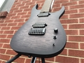 Schecter USA CUSTOM SHOP Keith Merrow KM-7 MK-III Pro Trans Black Pearl 7-String Electric Guitar