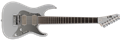 LTD SIGNATURE SERIES KS M-7 Evertune Ken Susi   Metallic Silver    7-String Electric Guitar