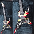 ESP Custom Shop Anchang Star Kamikaze  6-String Electric Guitar 2018