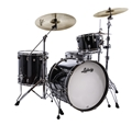 "Ludwig USA Neusonic L24023TX 20"" Black Cortex 3-Piece Shell Pack 2018"