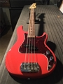 G&L USA Fullerton Deluxe LB-100 Fullerton Red  4-String Electric Bass Guitar 2019