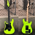 Schecter DIAMOND SERIES Sun Valley Super Shredder FR/S Birch Green  Left Handed 6-String Electric Guitar
