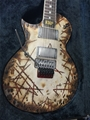 ESP Custom Ordered Signature Series RZK-II Eclipse FR Burnt Silver Left Handed 6-String Electric Guitar