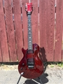 Schecter DIAMOND SERIES Solo-II FR Apocalypse Red Reign Left Handed 6-String Electric Guitar 2019