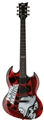 LTD   Viper Metal Mulisha Graphic  6-String Electric Guitar
