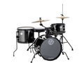 Ludwig Questlove Black Sparkle The Pocket Drum Kit