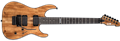 LTD DELUXE SERIES  M-1000 Koa Natural 6-String Electric Guitar