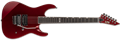 LTD DELUXE M-1 Custom '87 Candy Apple Red 6-String Electric Guitar 2020