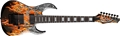 Dean MAB-7 Signature Warrior Flame 7-String Electric Guitar