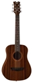 Dean Flight Mahogany   6-String Acoustic  Travel Guitar