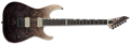 ESP E-II M-II NT Black Natural Fade  6-String Electric Guitar 2019