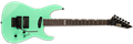 LTD DELUXE Mirage Deluxe '87 Turquoise 6-String Electric Guitar 2020