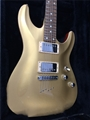 Schecter USA CUSTOM SHOP MASTERWORKS Sunset Classic  Gold Top  2013 6-String Electric Guitar