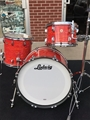 "Ludwig USA Classic Maple Downbeat Mod Orange 20""  3-piece Shell Pack"
