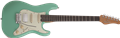 Schecter DIAMOND SERIES Nick Johnston Traditional HSS Atomic Green 6-String Electric Guitar 2020