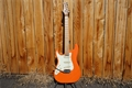 Schecter DIAMOND SERIES Nick Johnston Traditional  Atomic Orange Left Handed 6-String Electric Guitar 2020
