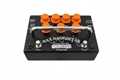 Orange BAX BANGEETAR GUITAR PRE-EQ Stompbox  Black